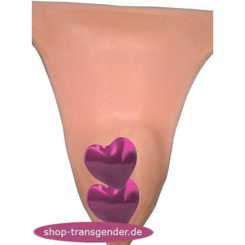 V-Slip - Vagina-String lifelike, Vagina