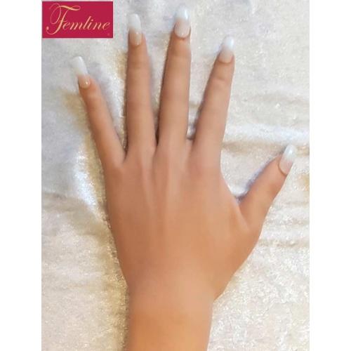 realistische Silikon-Frauenarme mit perfekt gearbeiteten Frauenhänden weibliche Kurven, Preis 398,00€