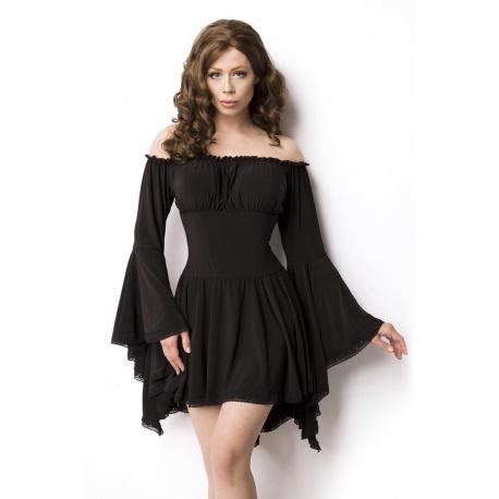 Mittelalterkleid - Longbluse, Kleider & Röcke