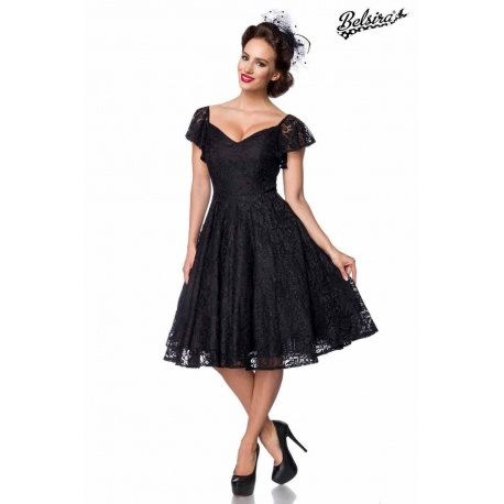 Lace dress - heart cutout, Dresses & Skirts