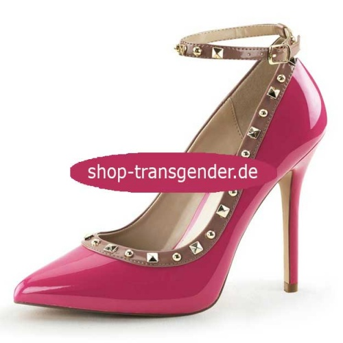 Sling Pumps in pink, Schuhe