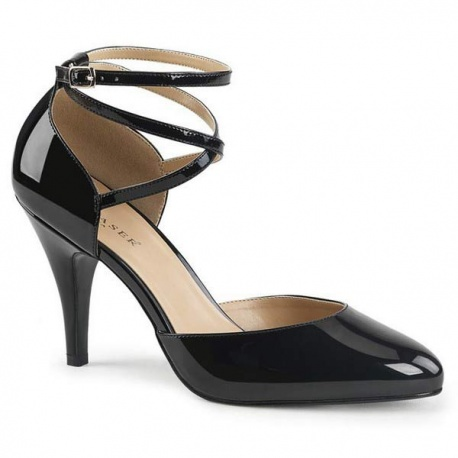 Eleganter Riemchen-Pump, Schuhe