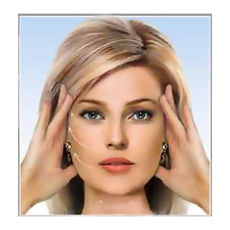 Facelifting - Secret Lift Original, Zubehör & Make-Up