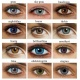 Contact lenses, Accessories & Make-up