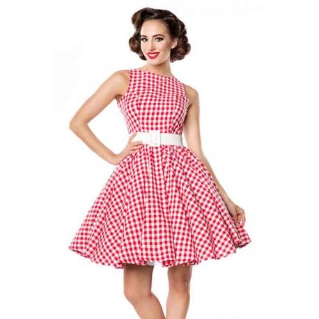Plaid dress, Belsira