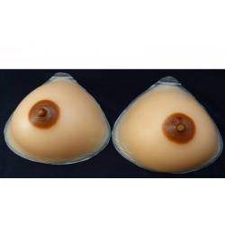 Self-adhesive silicone breast Classic Velcro, Self-adhesive breasts