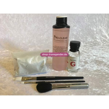 Special adhesive set for women's masks, Accessories & Make-up
