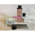 Special adhesive set for women's masks