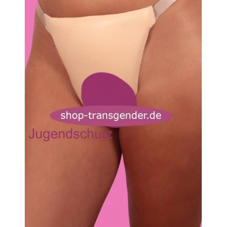 V-string penetrier- and adjustable, vagina