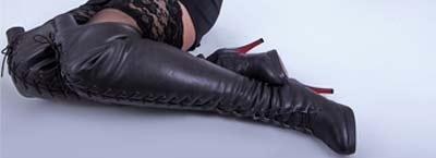 Stiefel, Boots, Stiefeletten