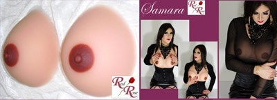 Samara Red Rose auch selbsthaftend
