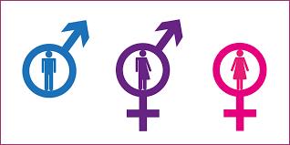 Symbol für das dritte Geschlecht
