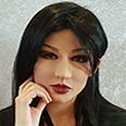 Frauenmaske Liza