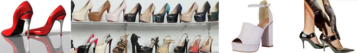 Schuhe, Highheels, Pumps für Crossdresser
